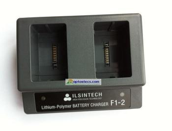 Envío Gratis Original Ilsintech F1-2 cargador de batería 14,8 V 2.0A para Swift F1 F2 F3 R5 máquina empalmadora de fusión de soldadura máquina soldador