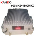 professional BTS base station OUTDOOR Booster 5W 2G 4G booster LTE repeater 1800Mhz booster+900Mhz repeater ODM booster gsm