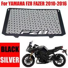 Motocicleta radiador guarda grille protector capa grill capa de proteção para yamaha fz 8 fz8 fazer 2010-2012 2013 2014 2015 2016