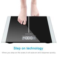 (Od nas) 396LB 180KG elektroniczny LCD cyfrowy łazienka waga ciała z baterią szybka dostawa tanie tanio CN (pochodzenie) Wagi domowe