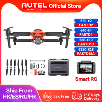 "New Original Autel Robotics EVO II Pro Camera Drone Quadcopter 6K Ultra HD Video 1"" CMOS RC Drone Quadcopter Set Remote Control"