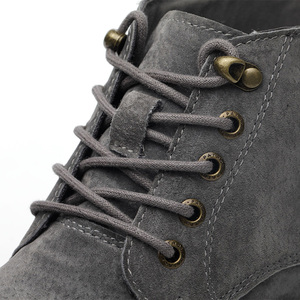 Image 2 - JACKSHIBO Winter Safety Work Boots For Men Anti smashing Steel Toe Safety Ankle Boots Shoes Indestructible Work Shoes Boots