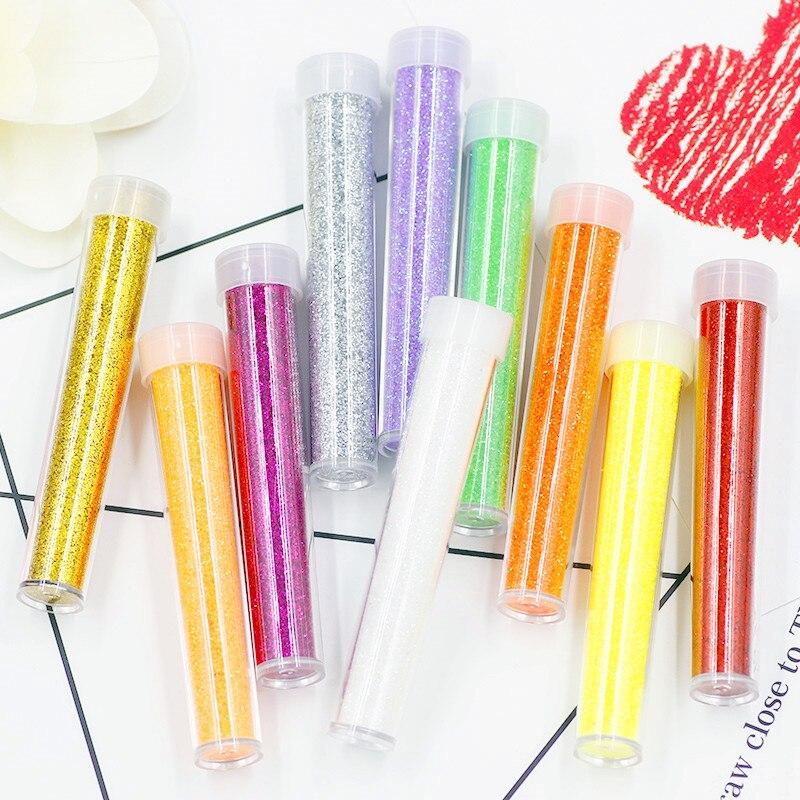 Kit de bricolaje, caja de suministros de masa viscosa esponjosa, juguetes para niños, accesorios de purpurina con lentejuelas para plastilina para niños