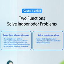 Sypialnia toaleta odświeżacz powietrza domowy odświeżacz ozonu cleaner pet pokojowy odświeżacz powietrza dezodorujący tanie tanio