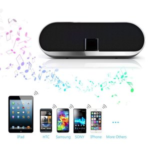 Image 4 - Mini 30Pin Bluetooth 5.0 A2DP Music Receiver Wireless Stereo Audio 30 Pin Adapter For Bose Sounddock II 2 IX 10 Portable Speaker