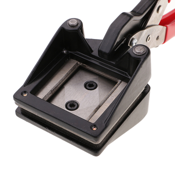 Special-Request Photos Cutting Tools Hand Held Photo Cutter Right Angle For 3x4cm Photo Pictures Crafts Tools tanie i dobre opinie Steel