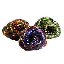 DIY Magnetic Polymer Clay Visual Chameleon Creative Bounce Light Clay Plasticine Mud Magic Toys Kids Adults Decompression creative toys magnetic plasticine