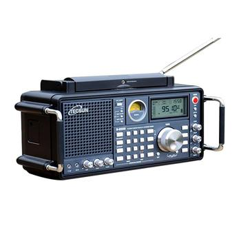 TECSUN S-2000 HAM Portable Radio SSB Dual Conversion PLL FM/MW/SW/LW Air Band Amateur 87-108MHz/76-108 MHz Internet Radio 3