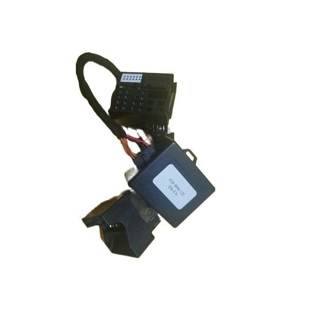 Plug & Play for BMW CIC navigation Retrofit/adapter/emulator E90 E91 E92 E93 CAN FILTER