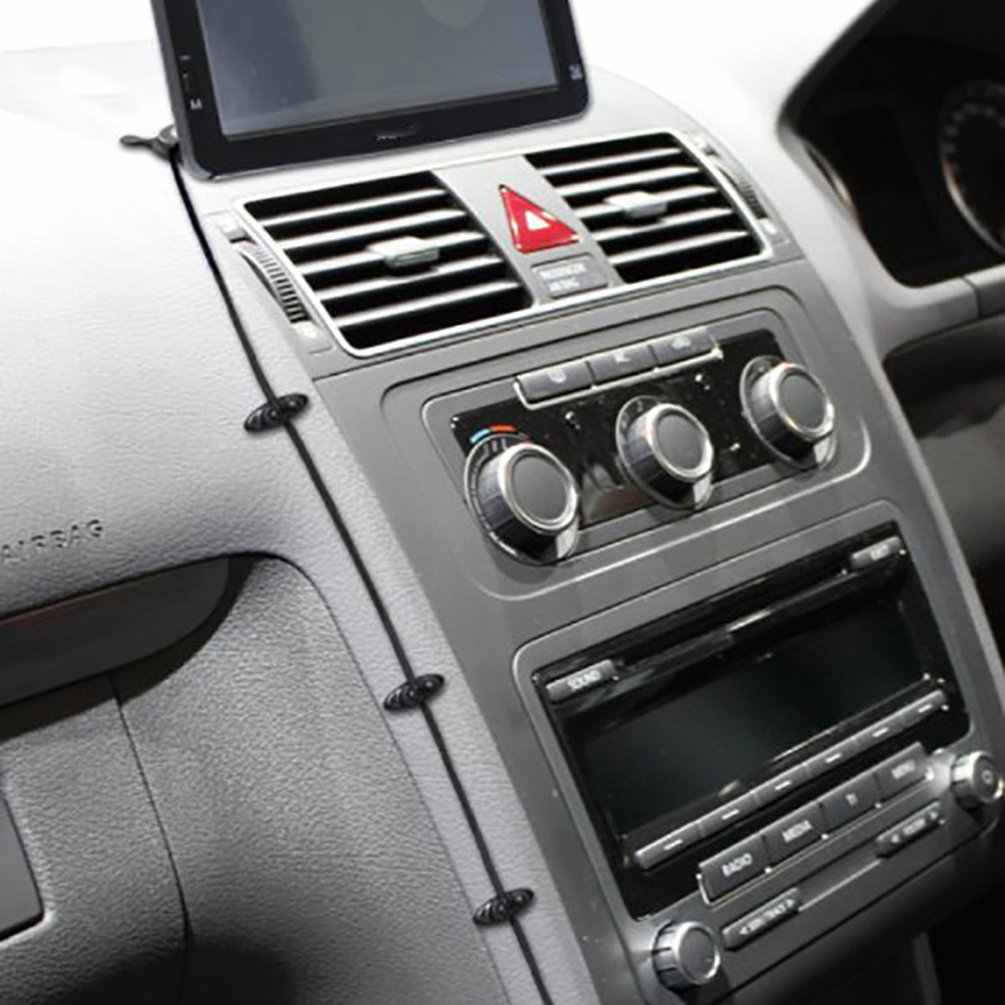 8 pièces voiture fil pince à cravate fixateur organisateur autocollant pour audi tt fiat grande punto seat ibiza bmw e87 nissan juke bmw serie 1