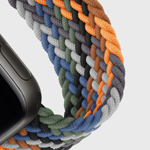 Braided Solo Loop For Apple Watch band 44mm 40mm 38mm 42mm Elastic Bracelet Nylon fabric Strap for iWatch Series 6 SE 5 4 3 cheap JDFANS CN(Origin) 22cm Watchbands New without tags 44 42 40 38 mm for applewatch aple aplle applle i watch 3 2 1 stretchable smartwatch wristband wrist belt correas Accessories