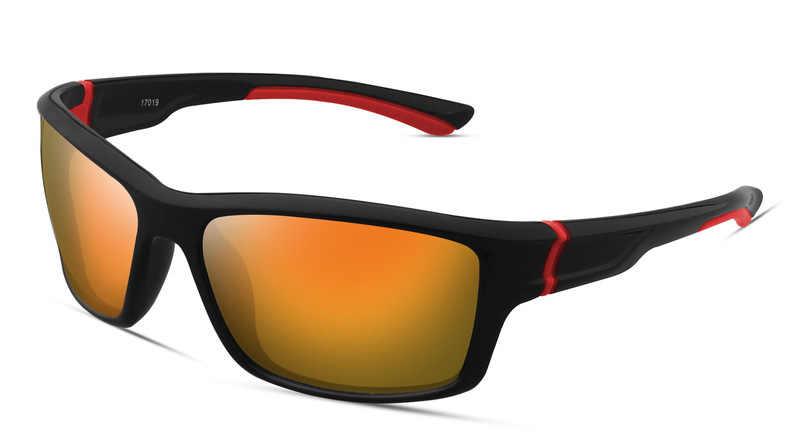 แฟชั่นแว่นตากันแดดPolarizedผู้ชายหรูหรายี่ห้อDesigner Vintageขับรถดวงอาทิตย์แว่นตาแว่นตาชายShadow Eye-ป้องกันUV400