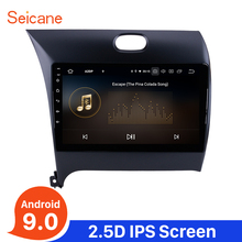 Seicane Android 9.0 IPS 8-CORE 9 inch Car Radio for 2013 2014 2015 2016 Kia k3 GPS Navigation support OBD2 TPMS Rearview Camera