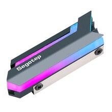 RGB ARGB M.2 SSD Heatsink NGFF 2280 NVMe Solid State Disk Dr