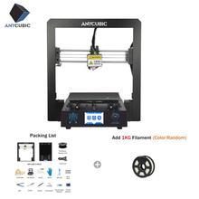 ANYCUBIC 3D מדפסת I3 מגה גדול בתוספת גודל מלא מתכת TFT מגע מסך 3d מדפסת גבוהה דיוק 3D דרוקר Impresora