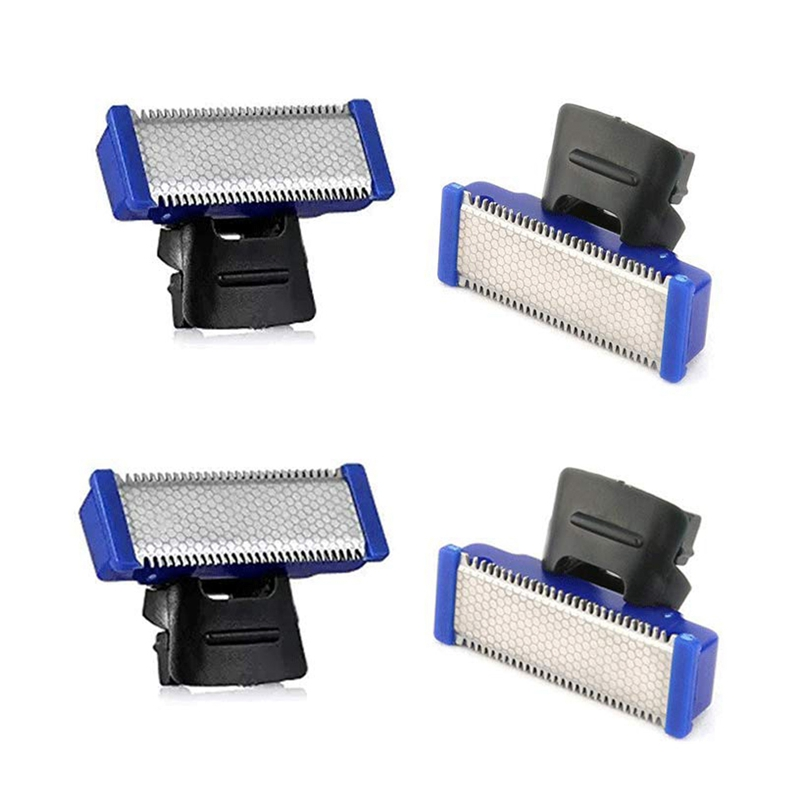 4 Pcs Replacement Head for Solo Trimmer Mini Touches Replacement Cutter Head Electric Shavers    - AliExpress