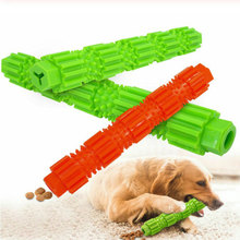 Dog Chew Toothpaste Stick Pet-Supplies Molar Soft-Rubber Tooth-Cleaning-Point Toy Massage