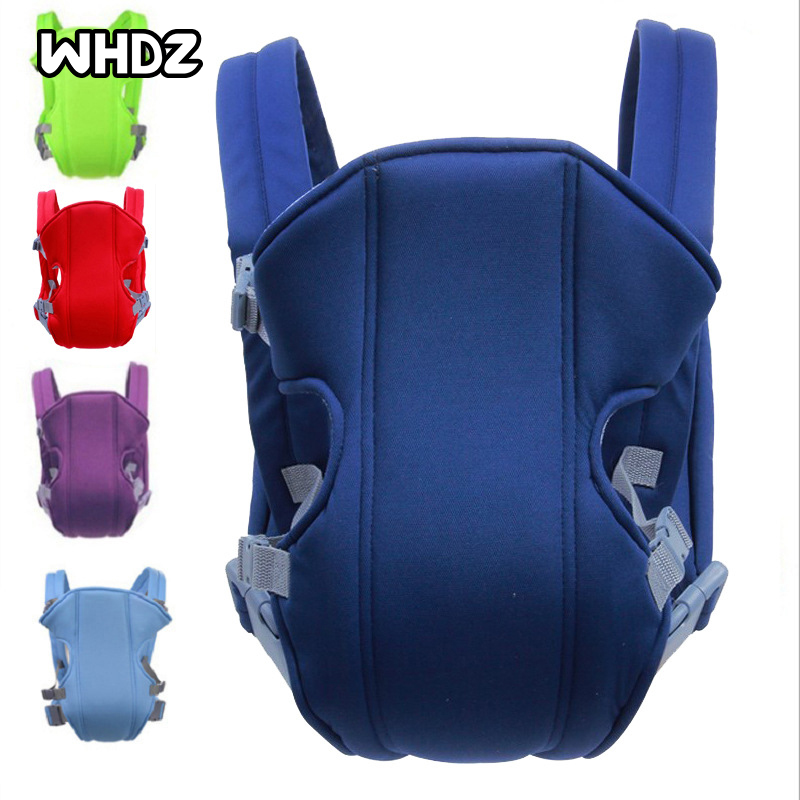 Drop shopping Real Baby Wraps Ergonomic Baby Carriers Backpacks Sling Wrap Cotton Infant Newborn Carrying Belt For Mom