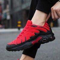 2019 г., осенняя повседневная обувь для мужчин, кроссовки, модные легкие дышащие спортивные для бега, обувь для бега Zapatos De Hombre, большие размеры