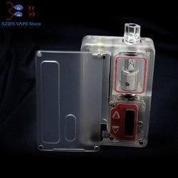 SXK заготовка коробка V4 60 70 Вт вейп бокс мод с DNA60 чипсет порт rev.4 устройство 510 нить vape Комплект Высокое качество thx Tauren X Pod DNA75