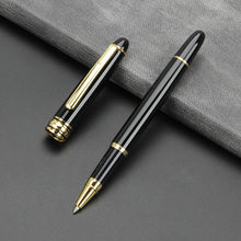 Classic Style Metal Business Signature Pen 0ffice Pen Stationery Neutral Pen for School Supplies