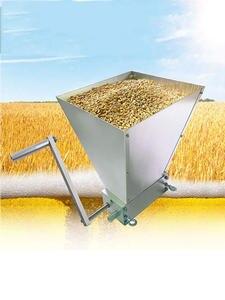 Grinder-Crusher Mill-Grain Homebrew Barley Malt Stainless-2-Roller for Wholesale