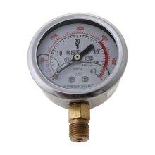 0 60 МПа радиальный Железный Манометр Высокая точность гидравлическое