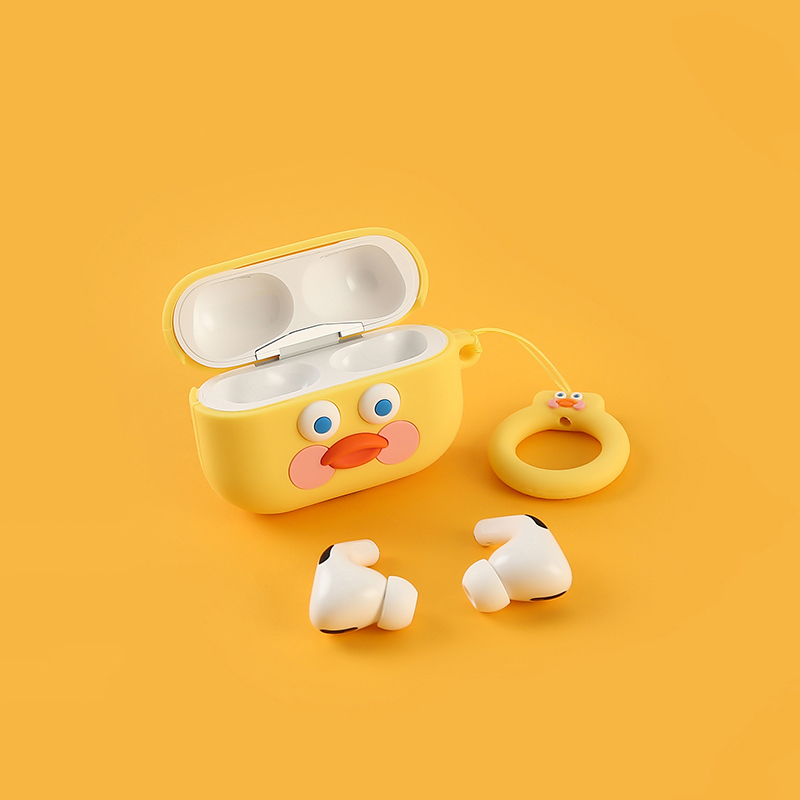 Cute 3D Silicone Case for Airpods Pro 122