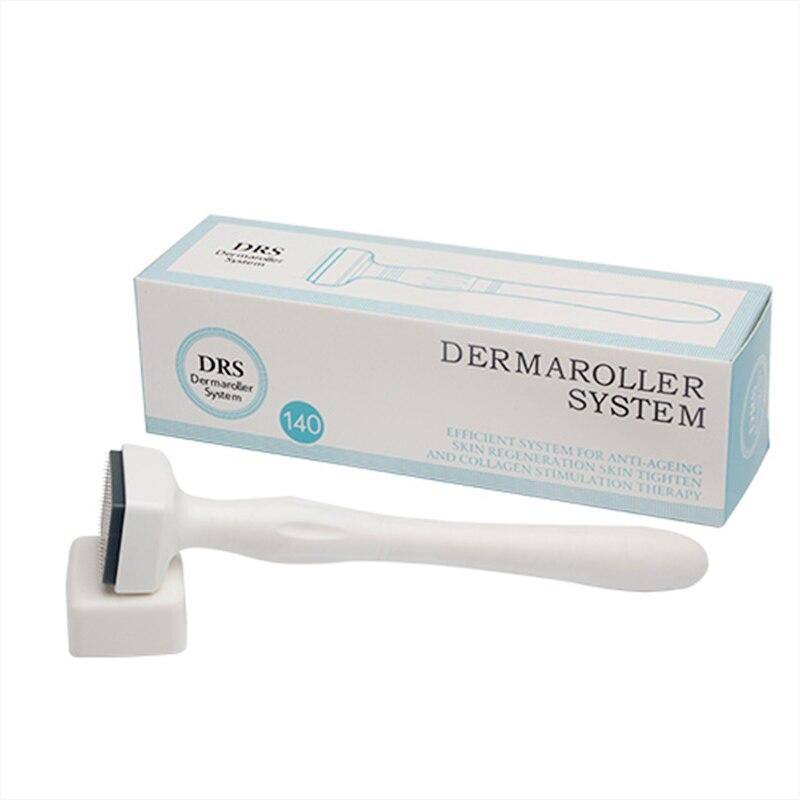 Premium High Grade DRS140 Derma Roller Serum Derma Stamp 140 Needles Roller Stainless Steel Needle For Skin Care