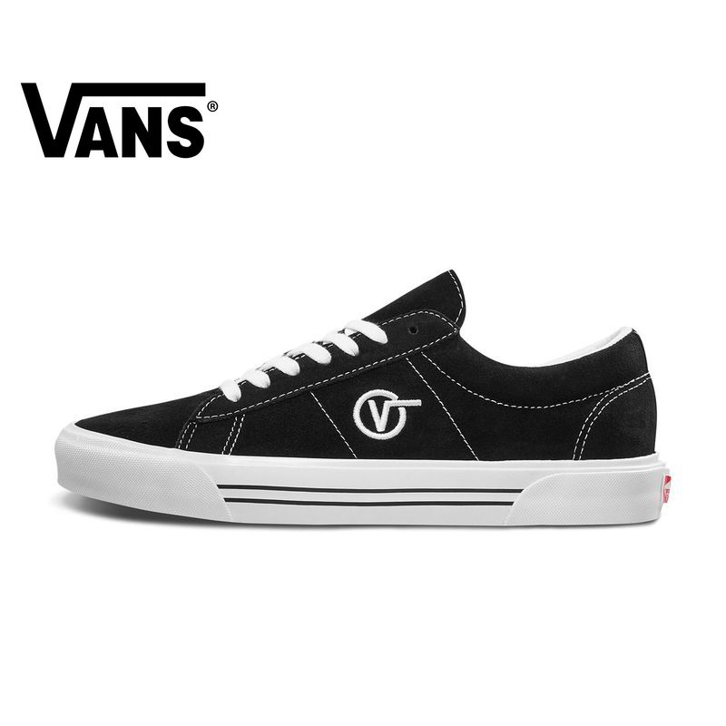 VANS UA SID DX Men And Women's Skate Shoes Black Original Authentic Classic Outdoor Sports Leisure 2019 New VN0A4BTXUL1