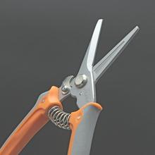 QHTITEC przycinanie narzędzia ogrodnicze drzewa owocowe szczepienia nożyce elektryk nożyce nożyce do cięcia metalu wielofunkcyjne narzędzia ręczne tanie tanio CN (pochodzenie) Sekatory Obwodnica Antypoślizgowy uchwyt JP30121 Pokryte tworzywem sztucznym