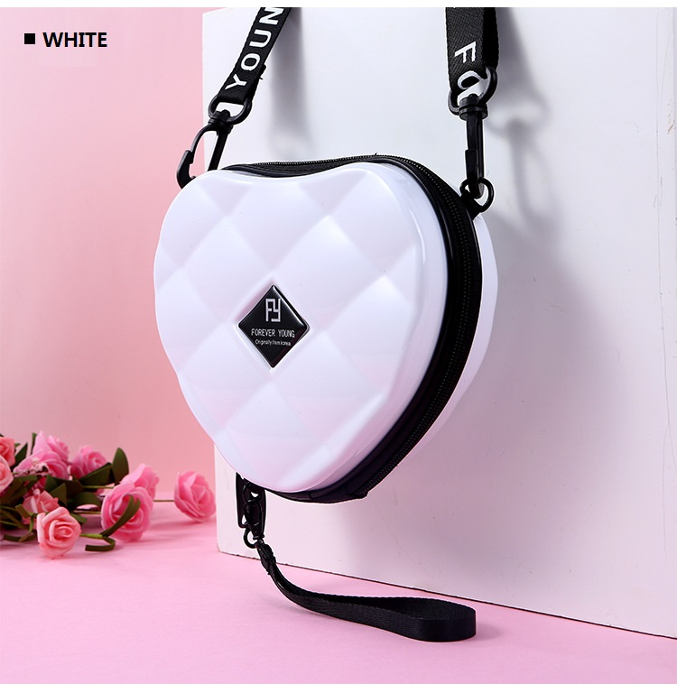 H8c4da42f9bc4482b89b55ad6d42ae556E - Fashion Luxury HandBags Heart Shaped PVC Mini Shoulder Bag for Woman Fashion Designer Personality Small Box Women Purses