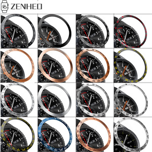 Metal Bezel Ring Case For Samsung Galaxy Watch 46mm/42mm Bezel Styling Frame Case Cover Protection For Samsung Gear S2 S3(China)