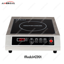 ZD01 commercial Multifunction induction cooker 3500W/5000W High Power Portable electromagnetic cookers