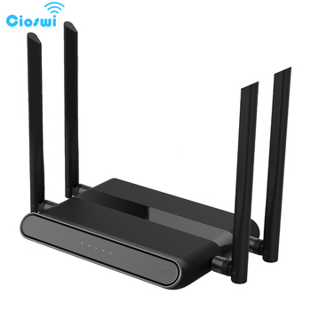 Cioswi Wireless Wifi Router With 3G 4G Lte Modem SIM Card Slot For Car Travel Business Watchdog Hardware Prevent Drop Online