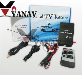 ATSC USA Digital TV receiver M 488X ATSC  Digital TV receiver Mobile HD Tuner Antenna Host
