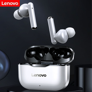 New Original Lenovo LP1 Wireless Bluetooth Headset V5.0 Touch Earphone Stereo 300mAh Durable Battery IPX4 Waterproof