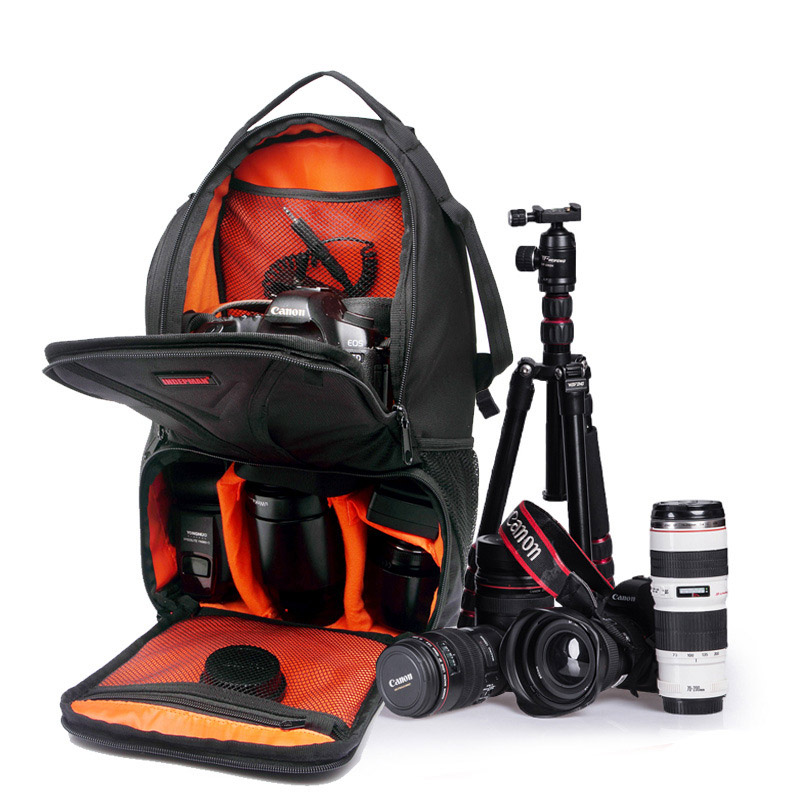Camera Bag Functional Waterproof No XA163K Canon Nikon Video-Bag DSLR Photo High-Quality