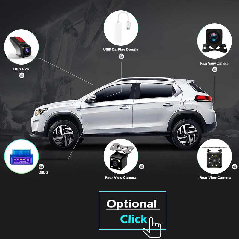 2 din araba radyo Stereo WIFI GPS navigasyon multimedya oynatıcı için Renault Logan/ Sandero 2014 2015 2016 2017