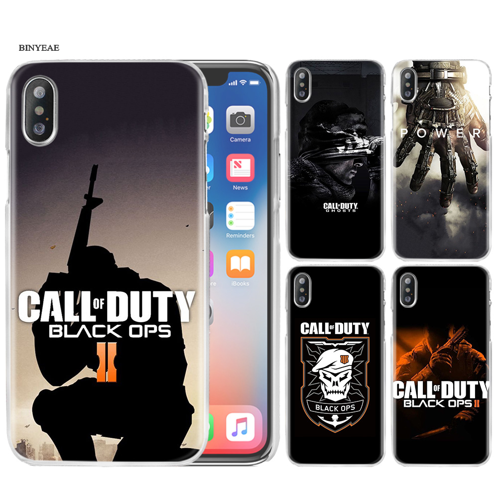 CALL OF DUTY BLACK OPS 18 iphone case