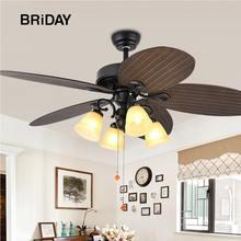 Энергосберегающий потолочный вентилятор с освещением вентиляторы