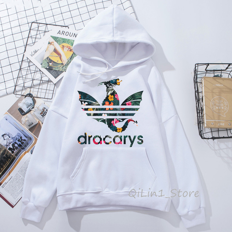 Dracarys Hoody Ladies Game Of Thrones Graphic Sweatshirts For Men Women Mother Of Dragon Hat Hoodie Unisex Streetwear Clothes