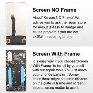 "Image 5 - 5.99 ""עבור Xiaomi Mi Mix2S LCD תצוגת מסך מגע חדש החלפת Digitizer עצרת זכוכית לוח עבור Xiaomi Mi לערבב 2S עם מסגרת"