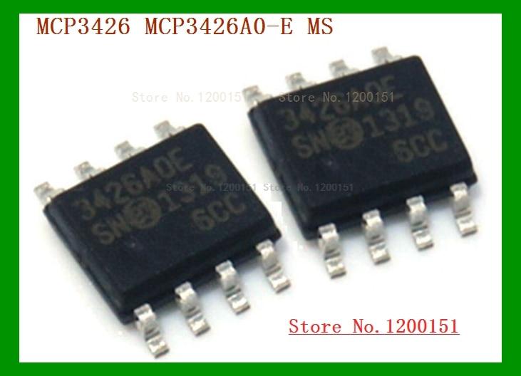MCP3426A0-E/SN SOIC8 MCP3426A0