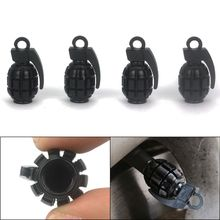 Air-Dust-Cover Caps Grenade Bomb Tire-Wheel-Stem-Valve Stems Tyre Exterior-Wheel