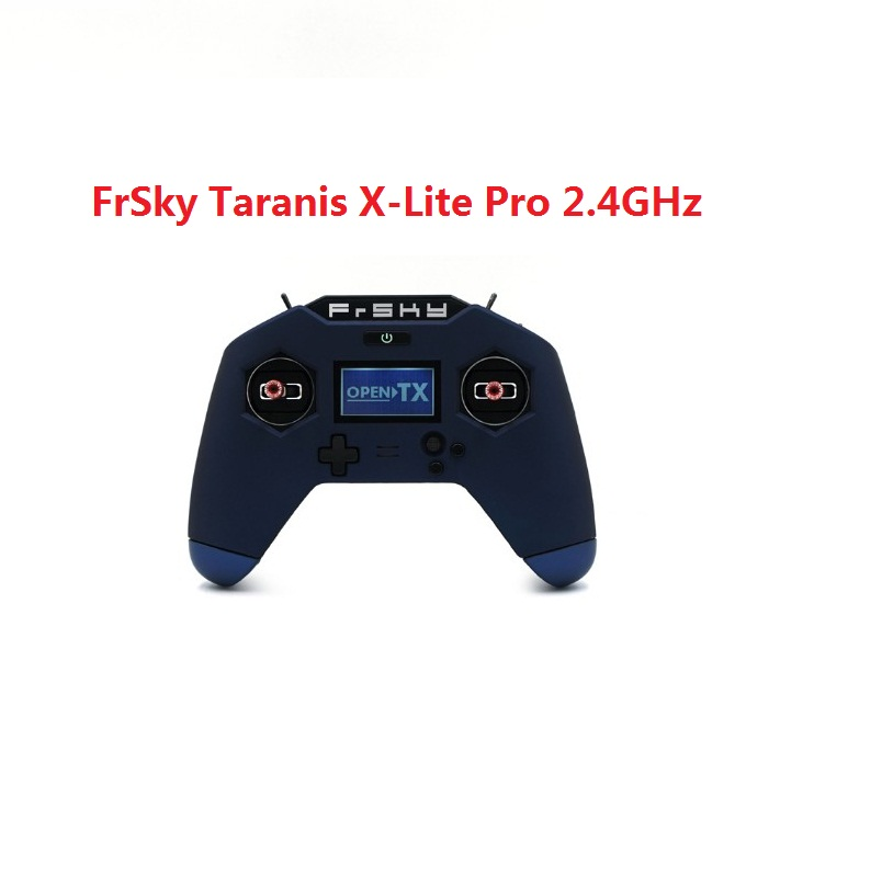 FrSky Taranis X Lite Pro 2.4GHz 24CH Longer Telemetry Range Radio Transmitter for RC Models Drone FPV Racing Multi Rotor|Remote Controls| |  - title=