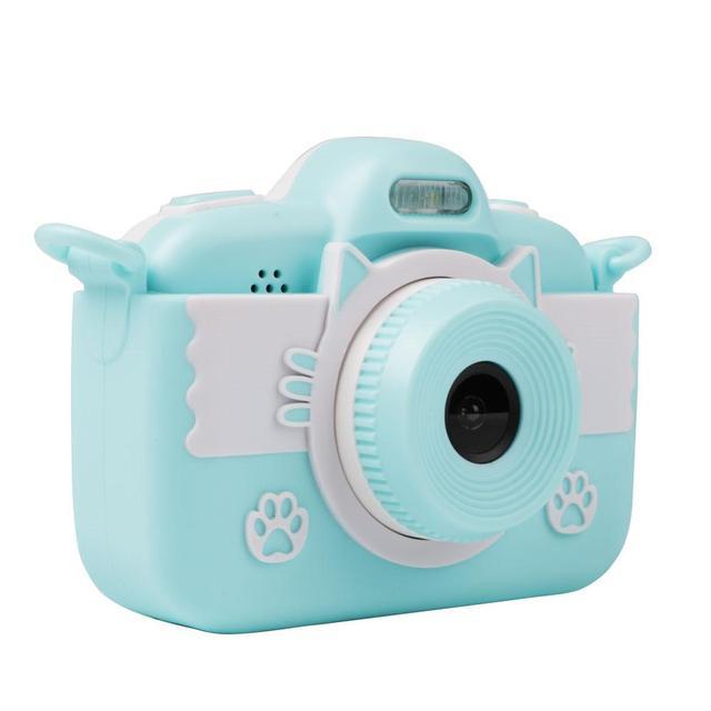 Cámara Digital Full HD para niños, visualización pantalla táctil de 3,0 pulgadas, juguetes para niños, cámara para regalo de Navidad