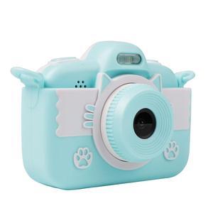 Image 1 - Детская камера Full HD Цифровая камера для детей 3,0 дюймов сенсорный экран дисплей детские игрушки камера для Рождественский подарок