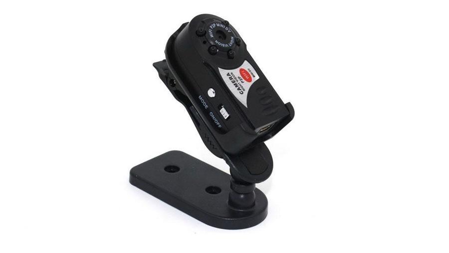 20 шт. Q7 WiFi IP мини камера ИК Ночное Видение P2P Беспроводная микро камера Дистанционное управление видео Espia Candid для iPhone Android
