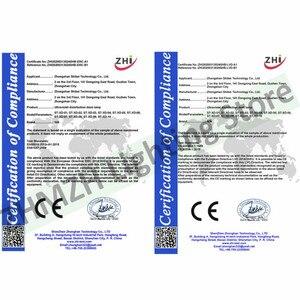 Image 5 - 110V 220V שלט רחוק אולטרה סגול לחיטוי מנורת 38W UV חיטוי אור גבוהה אוזון UVC קוטל חידקים מנורה